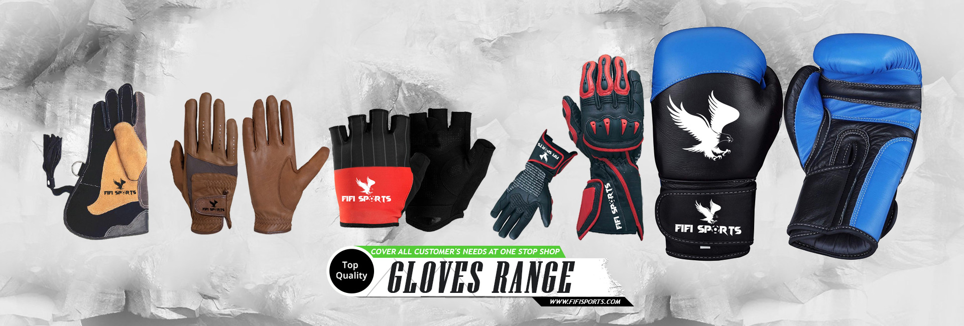 Gloves Range